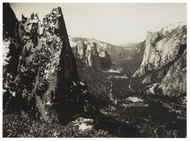 Ansel Adams, 'The Sentinel, Yosemite Valley', c. 1927