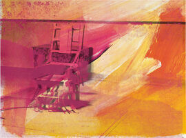 Andy Warhol, 'Electric Chair (F. & S. 81)', 1971