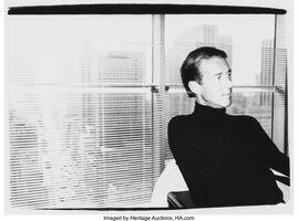 Andy Warhol, 'Halston', 1980