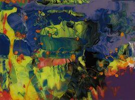 Gerhard Richter, 'Aladin (Flow P11)', 2014