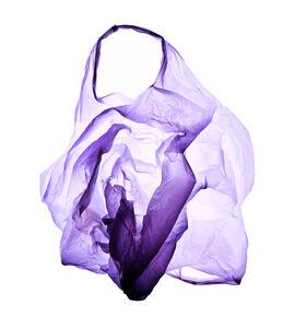 Naomi White, 'Violet, Plastic Currents', 2012