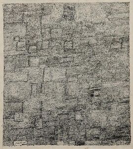S. Dhanapal, 'Abstract Composition', 1999