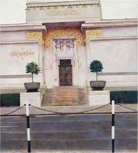 Rudolf Häsler, 'Sezessions Palast. Wien', 1997