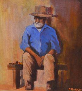 George Pemba, 'Untitled', 1990
