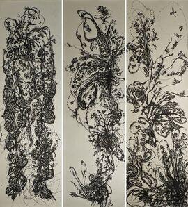 Huang Zhiyang 黄致阳, 'Zoon-Beijing Bio No.07-09 Zoon-北京生物07-09号 x 3', 2006-2007
