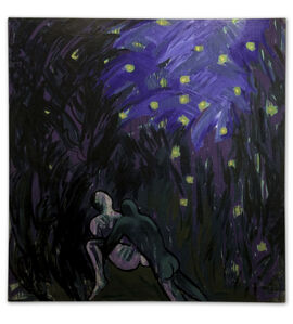 Feliciano Centurión, 'Noche de luciérnagas [Firefly night]', 1988