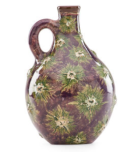 Martin Brothers, 'Textured cabinet pitcher', 1895