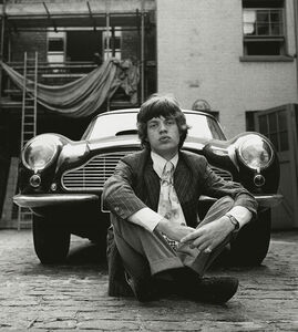 Gered Mankowitz, 'Mick & Aston, London', 1966