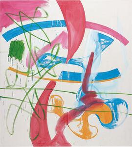 Michel Majerus, 'MoM Block nr. 27', 1998