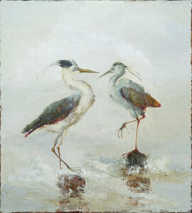 France Jodoin, 'Hope is This Thing with Feathers', 2020