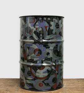 Andrew Lyght, 'Marking / Broken Column 0555DM', 1995