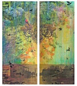 Tracy Silva Barbosa, 'Between Dawn and Moon', 2012