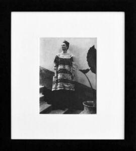 Leo Matiz, 'Frida Kahlo, Casa Azul, Coyoacán Mexico ', 1945