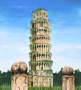 Jason Middlebrook, 'My trip to Pisa', 2005
