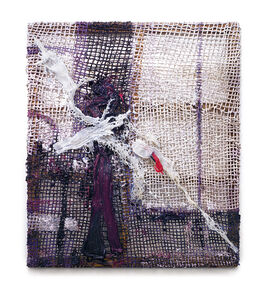 Fabian Marcaccio, 'Ghost Paintant', 2017