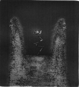 nele zirnite, 'Table', 1995