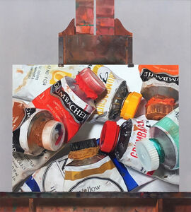 Robert Zappalorti, 'Oils', 2018