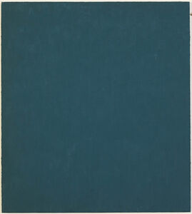 Phil Sims, 'Untitled Blue', 2004
