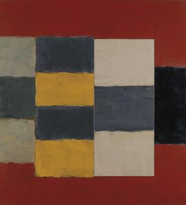 Sean Scully, 'Yellow Figure', 2002