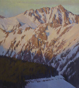 John Taft, 'Across the Vail', 2017