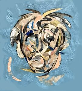 Jordan Betten, 'Face Me', 2019