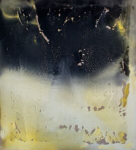 Vasco Bendini, 'La Sera del Giorno', 2003