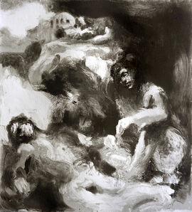 Alison Lambert, 'Eros and Psyche', 2020