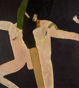 Keith Vaughan, 'Two Figures (Damson)', 1966