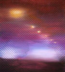 Driss Ouadahi, 'Street light', 2016