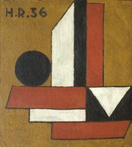 Héctor Ragni, 'Composition Geometrias', 1936