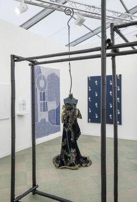 VI, VII at Frieze London 2016, installation view