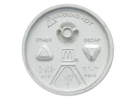 Tom Sachs, 'McDonald Ltd. Plate', 2014