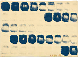 Lee Ufan, 'From Point No. 800115', 1980