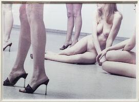 Vanessa Beecroft, 'Vb 35.166, Solomon R Guggenheim Museum, New York (1998)', 1998