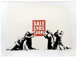 Banksy, 'Sale Ends', 2006