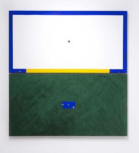 Paul Loubet, 'A smaller splash (diptych)', 2018