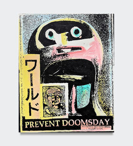 B. Thom Stevenson, 'Prevent Doomsday', 2018