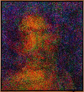 Domonkos Benyovszky-Szűcs, 'Portrait IV.', 2018