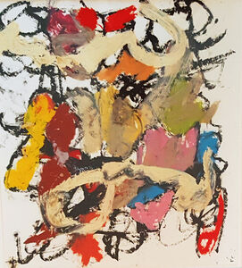 Michael Goldberg, 'Untitled', 2001