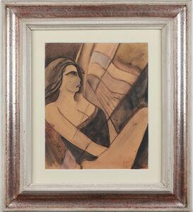 "Hugó Scheiber, '""Sailing""', ca. 1930"