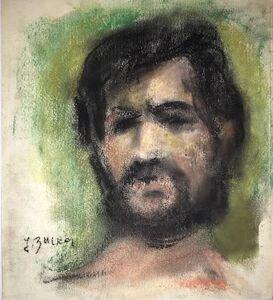 Jacques Zucker, 'Man, a Portrait', 20th Century