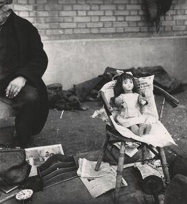 Kati Horna, 'Untitled (Le fascisme)', ca. 1932