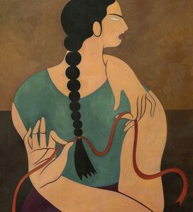 Hilda Palafox, 'Nudo', 2021