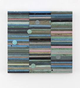 Dan Peterman, 'Plastic Stack (with plug)', 2012