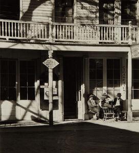 Alma Lavenson, 'St. Charles Hotel, Downieville', 1934