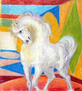 Aligi Sassu, 'Senza titolo', 1978
