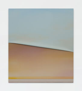 Mara De Luca, 'Sky Scroll (Dusk with Golden Haze)', 2019