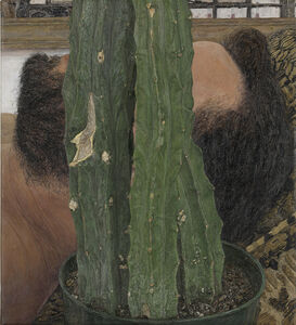 Ellen Altfest, 'Head and Plant', 2009-2010