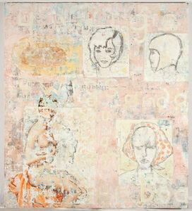 Nicole Charbonnet, 'Mythologies No. 26 (After Ingres)', 2020