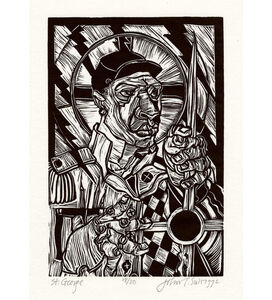 John T. Scott, 'St. George', 1992
